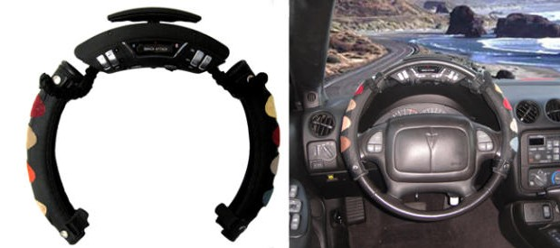 RITW steering wheel cover